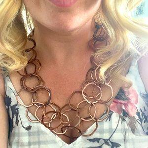 Premier designs, Convertible, Copper necklace